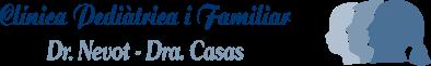 Clínica pediàtrica i familiar - Dr. Nevot i Dra Casas
